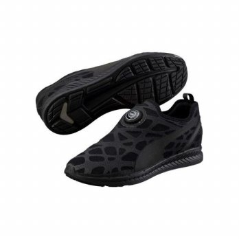 PUMA DISC SLEEVE IGNITE FOAM TRIPLE BLACK 360946 01