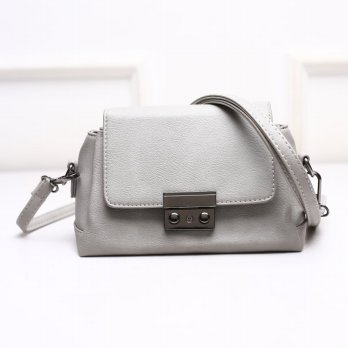 Tas Wanita Handbags Shoulder Ransel Import GT21410 Gray