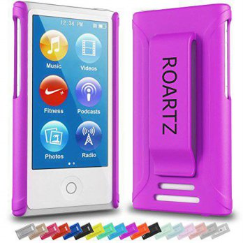 [macyskorea] ROARTZ iPod Nano 7 Case, Roartz Purple Ultra Slim Fit Case Premium Rubber Cov/12405731