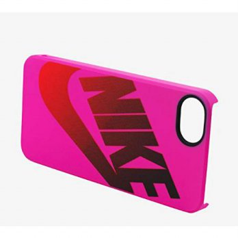 [holiczone] Nike Fade Phone Case (iPhone 5, iPhone SE Pink Foil/Distance Red/Purple Dynast/228732