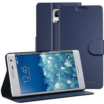 [holiczone] Vena Galaxy Note Edge Wallet Case - VENA [vSuit] Slim Fit Leather Case with St/1404880