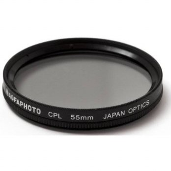[holiczone] Agfa AGFA Polarizing Glass Filter (CPL), 55mm APCPL55/14948