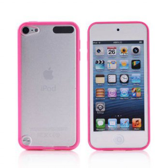 [holiczone] Arbalest iPod Touch 5th & 6th Gen Case, [Slim Fit] Hybrid Hard Back Cover Bump/244493