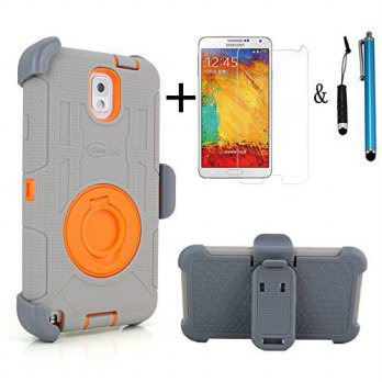 [holiczone] Cellular360 Ultra Shock&Drop-Proof Army-Grade Protective Case and Face-in and /208209