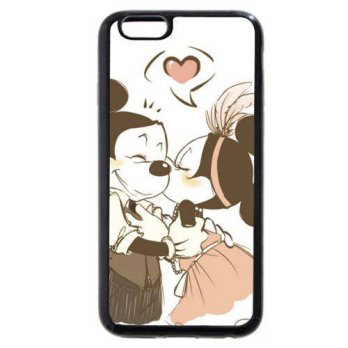 [holiczone] iPhone 6s Case,Onelee [Scratchproof][Never Fade] Disney Cartoon Mickey Mouse M/1673681