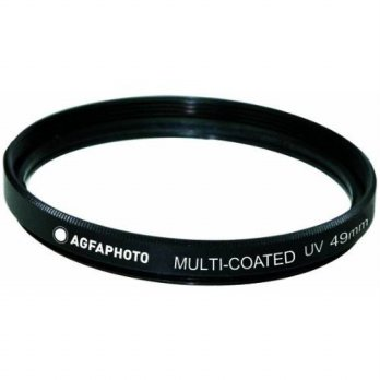 [holiczone] Agfa AGFA 49mm Digital Multi Coated Ultra Violet (UV) Filter (Protector) APUVF/176973