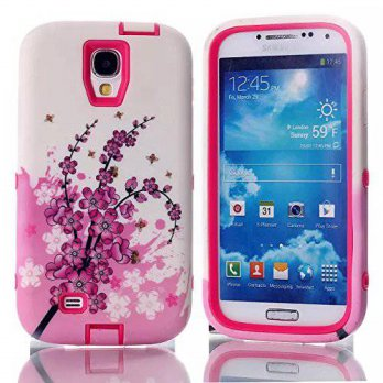 [holiczone] S4 Case,Samsung S4 Case,Ezydigital Carryberry Accessories Samsung Galaxy S4 Ca/346293