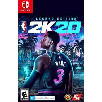 NBA 2K20 Legend Edition Nintendo Switch Game
