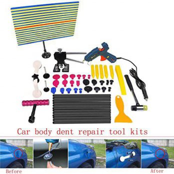 [macyskorea] Fly5D FLY5D 49Pcs Car Body Paintless Dent Repair Tools Set Kits Puller Lifter/12376838