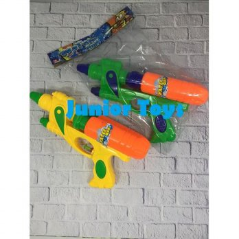 Mainan Pistol Air Water Gun 2 Bottles