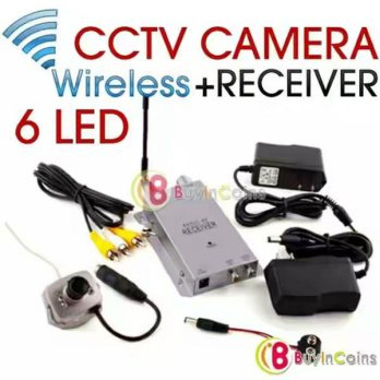 Camera Cctv Wireless Infrared 208