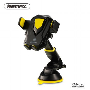 Remax Car Phone Holder New Transformers Suction Cup - RM-C26