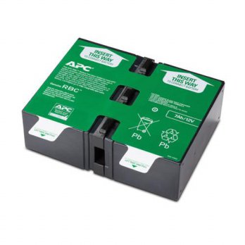 APC Replacement Battery Cartridge # 123 APCRBC123