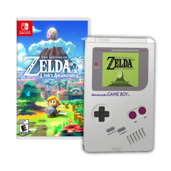 The Legend of Zelda Links Awakening Nintendo Switch Game Special Edition