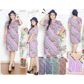 BIG SIZE BODYCON DRESS JUMBO 169PY