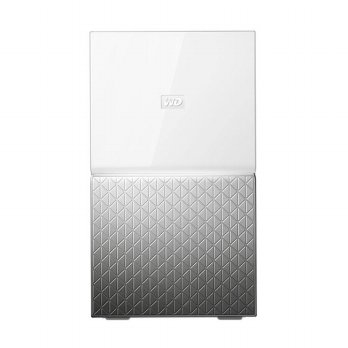 WD My Cloud Home Duo Personal Cloud Storage NAS 12TB