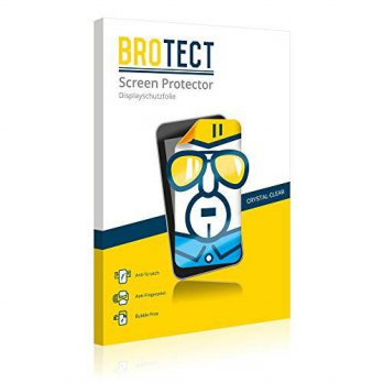 [worldbuyer] Brotect 2x BROTECT HD-Clear Screen Protector for Yuneec ST10+, crystal-clear,/2928736