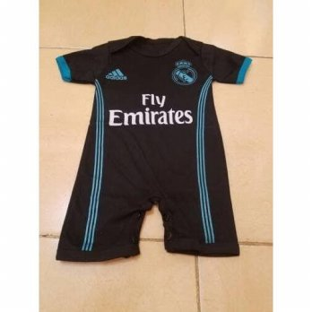 BAJU BOLA BAYI / JUMPER REAL MADRID AWAY 2017/2018