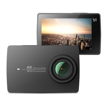 Xiaomi Yi 2 WiFi 4K Sports Action Camera 155 Degrees Wide Angle International Version