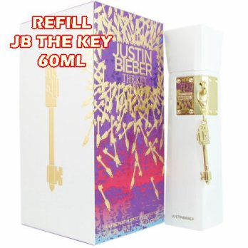 Parfum REFILL Justin Beiber The Key 60ml