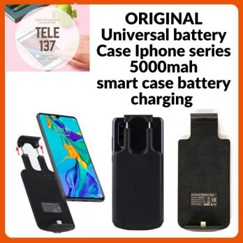 Universal battery Case Iphone Series smart battery charging case 5000mah
