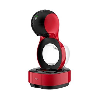 Nescafe Dolce Gusto Lumio Black Red Coffee Machine Maker