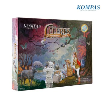 Celebes  The Anomalous Island Board Game, Harian Kompas