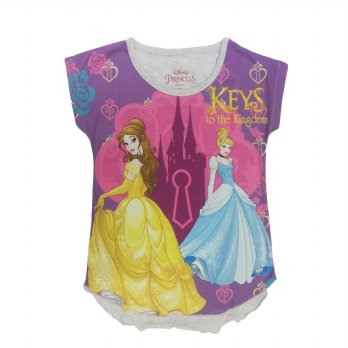 Andri Collection-Original Disney Princess TSPS 15090488-Ungu 6