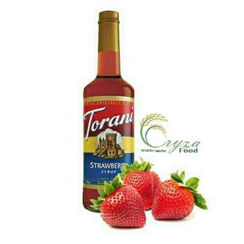 TORANI SYRUP STRAWBERRY