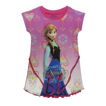 Andri Collection-Original Disney Frozen TSFR 15060172-Pink 8