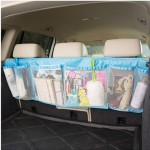 car organizer double tas mobil vehicle rear seat pouch storage besar