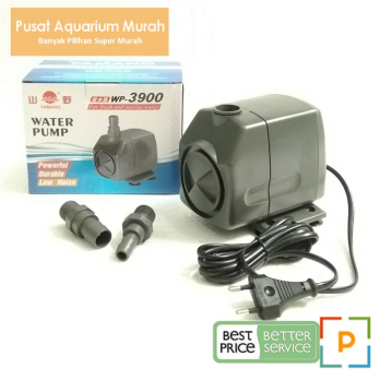 WATER PUMP YAMANO WP-3900 AIR TAWAR LAUT MESIN POMPA FILTER KOLAM IKAN
