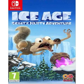 Ice Age Scrats Nutty Adventure Nintendo Switch Game