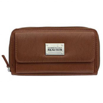 [Macyskorea] Kenneth Cole REACTION Kenneth Cole Reaction Womens Napa Zip-Around Urban Orga / 11639527
