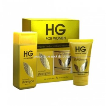 HG Women Shampoo + Conditioner