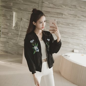 Jacket Fashion Import Kode A30079 Black