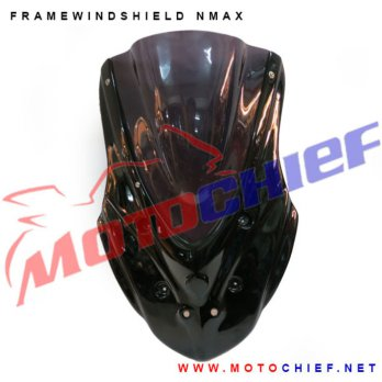 Framewindshield Nmax Black