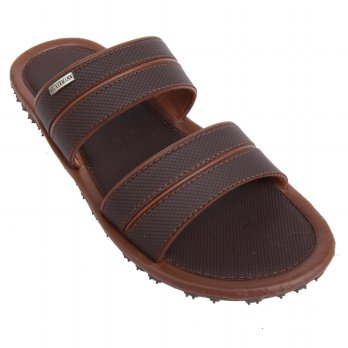 Neckermann Sandal Pria Iowa 302 Dark Brown