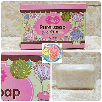 Pure Soap by Jellys Original - Jellys Pure Soap