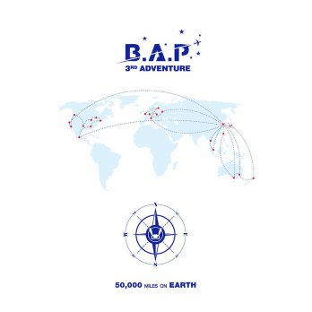 BAP 3RD ADVENTURE [50.000 MILES ON EARTH]