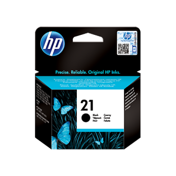 HP 21 Black Ink Cartridge [C9351AA]