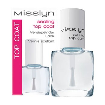 PROMO HALF PRICE - Misslyn Sealing Top Coat