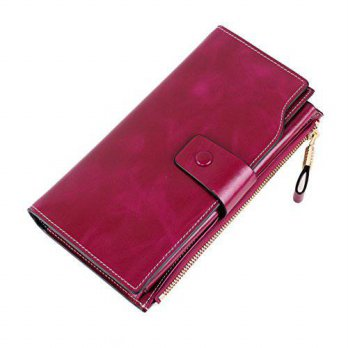 [Macyskorea] Artmi Womens Large Capacity Wallet Luxury Genuine Leather Wallets With Zipper / 11634604