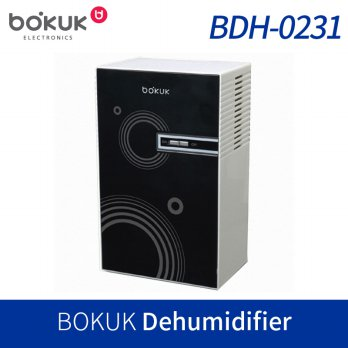 [BOKUK] Dehumidifier BDH-0231 / water vacuum air moist moisture haze / temperature humidity control