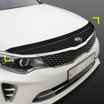 All newK5 bonnet guard - Acrylic 4612 car accessories car camera blackvue recorder purifier charger