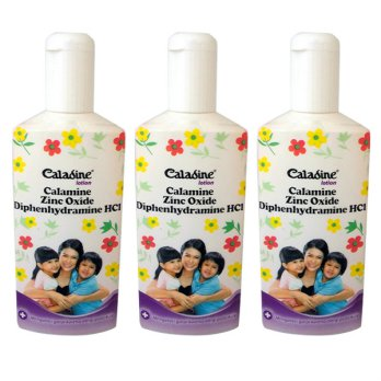 Caladine Lotion 95ml ( 3 Botol)
