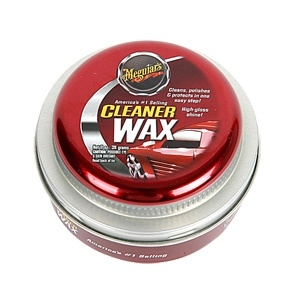 Meguiars cleaner wax solid (A1214) 3011 car accessories car camera blackvue recorder purifier charg