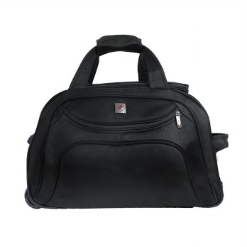Polo Classic Travel Bag Trolley T5601-33 Black