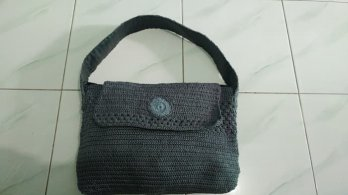 Tas Rajut Knit Bag [Hand Made] TRW001