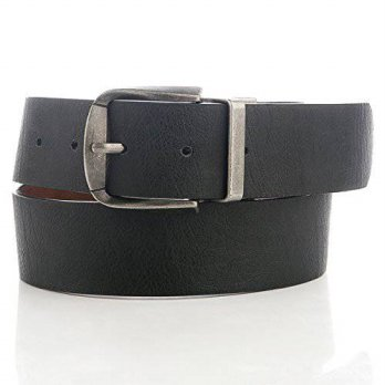 [Macyskorea] LUCHENGYI Reversible Leather Belt For Teens With Reversible Buckle 34/11631949